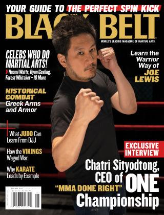 Black Belt Apr-May 2019