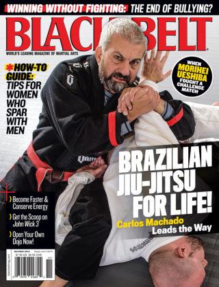 Black Belt Oct-Nov 2019