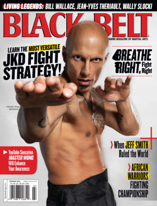 Black Belt Feb-Mar 2020