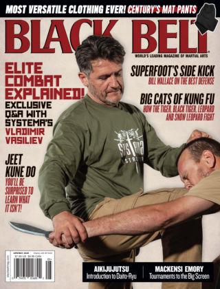 Black Belt Apr-May 2020