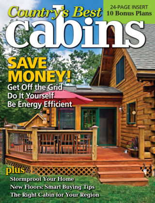 Cabin Living June 2013