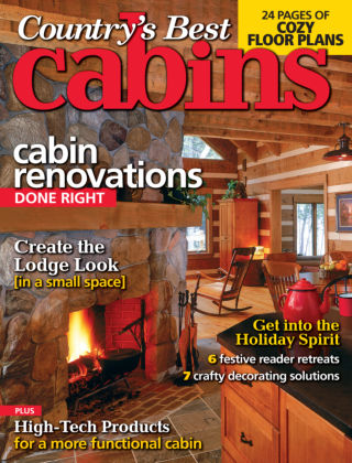 Cabin Living December 2013