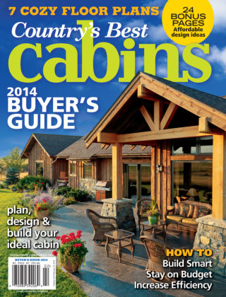 Cabin Living Buyer's Guide 2014