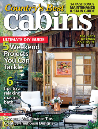 Cabin Living April 2014
