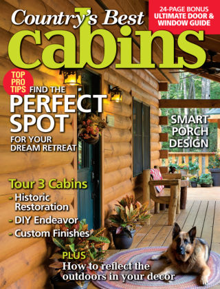 Cabin Living June 2014