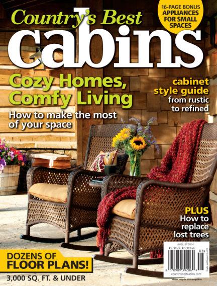 Cabin Living June 24, 2014 00:00