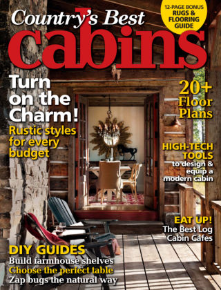 Cabin Living Sep / Oct 2014