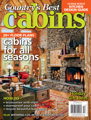 Cabin Living Nov / Dec 2014