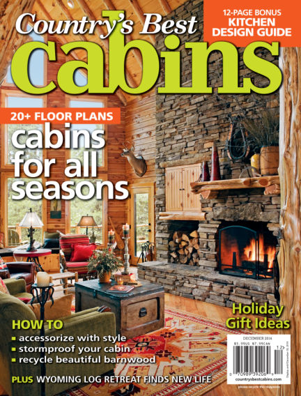 Cabin Living October 28, 2014 00:00