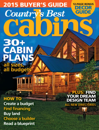 Cabin Living Buyer's Guide 2015