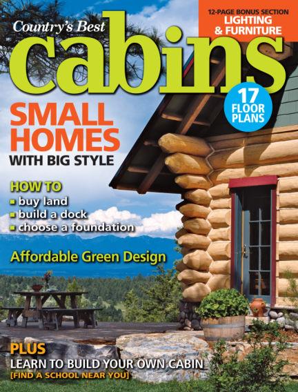 Cabin Living April 28, 2015 00:00