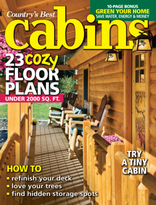 Cabin Living July / August 2015