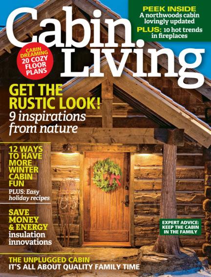 Cabin Living October 27, 2015 00:00