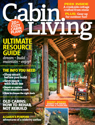 Cabin Living The Resource Guide
