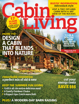 Cabin Living Sep 2016