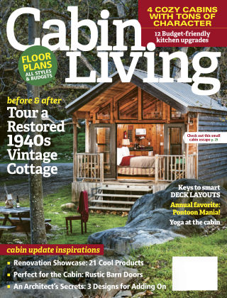 Cabin Living May-Jun 2017