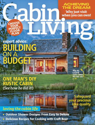 Cabin Living Sep 2017