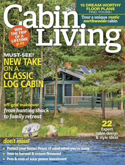 Cabin Living September 26, 2017 00:00