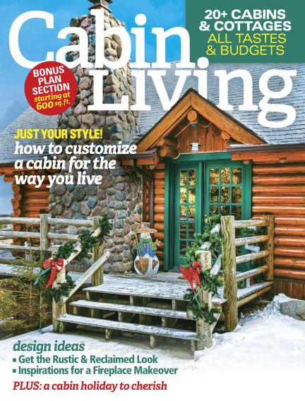 Cabin Living November 07, 2017 00:00