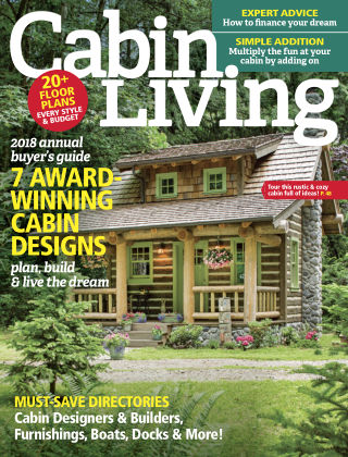 Cabin Living Annual Buyers Guide