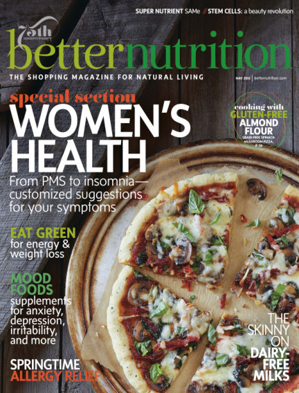 Better Nutrition May 01, 2013 00:00