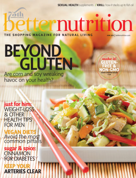 Better Nutrition June 01, 2013 00:00