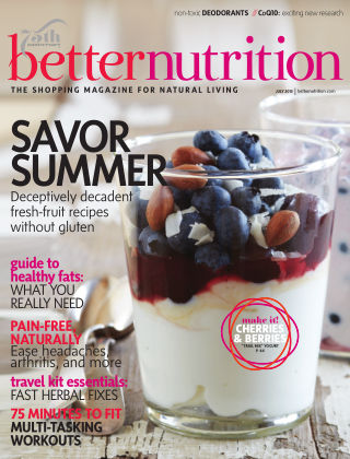 Better Nutrition July 2013
