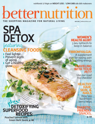 Better Nutrition May 2014