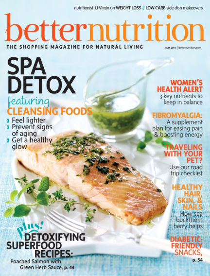 Better Nutrition May 13, 2014 00:00
