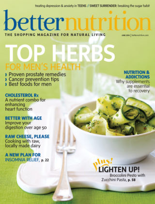 Better Nutrition June 2014