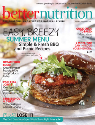 Better Nutrition July 2014