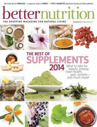 Better Nutrition November 2014