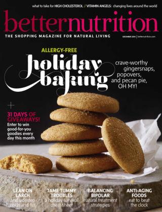 Better Nutrition December 2014