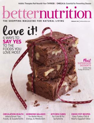 Better Nutrition February 2015