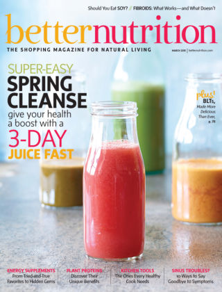 Better Nutrition March 2015