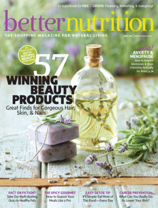 Better Nutrition April 2015