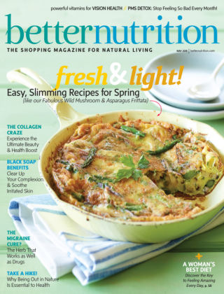 Better Nutrition May 2015