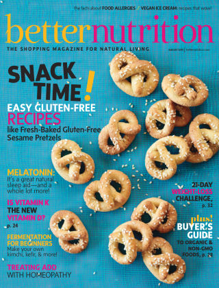 Better Nutrition August 2015