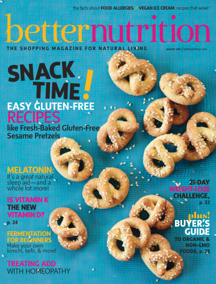 Better Nutrition July 28, 2015 00:00