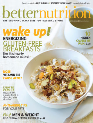 Better Nutrition September 2015