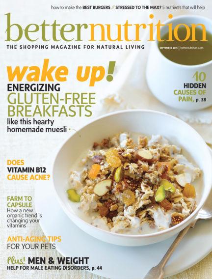 Better Nutrition August 25, 2015 00:00