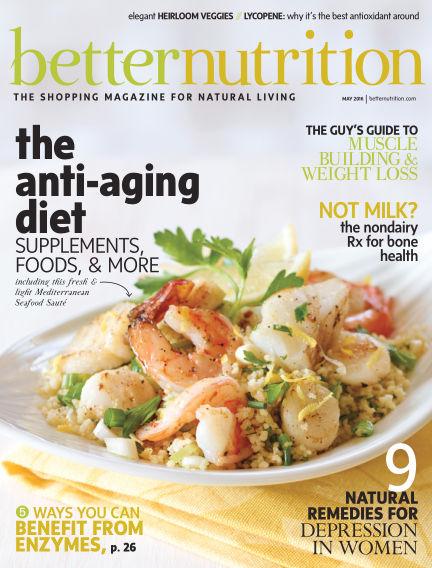 Better Nutrition April 27, 2016 00:00