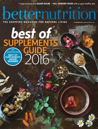 Better Nutrition Nov 2016