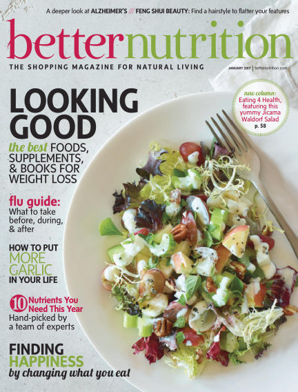 Better Nutrition December 27, 2016 00:00