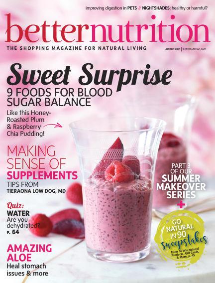 Better Nutrition July 28, 2017 00:00