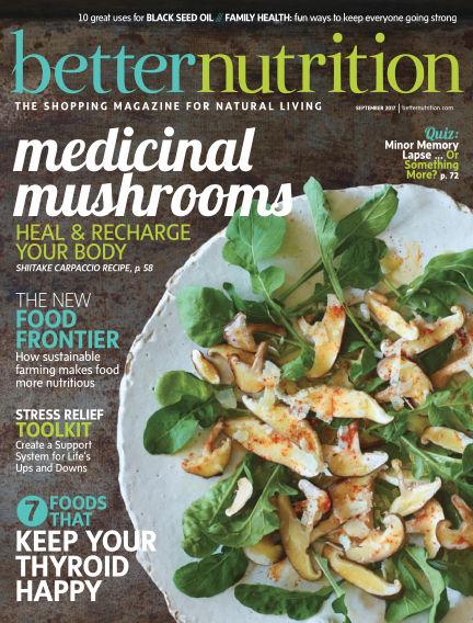 Better Nutrition August 26, 2017 00:00