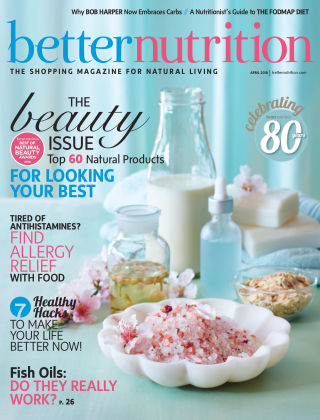 Better Nutrition Apr 2018