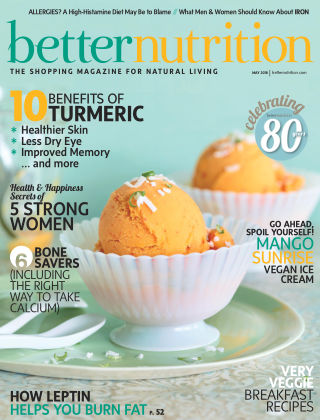 Better Nutrition May 2018