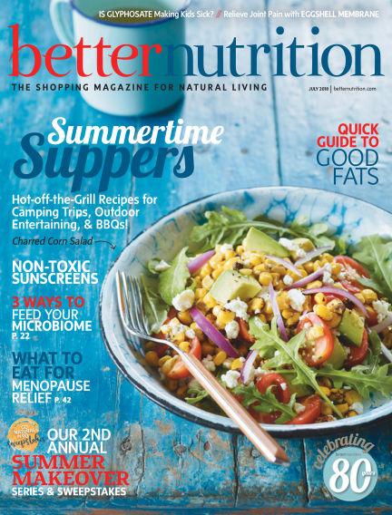 Better Nutrition June 28, 2018 00:00