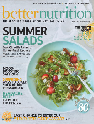 Better Nutrition Aug 2018